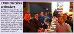 Réélection de Julien Pansier au poste de président de l'AVB Entreprises